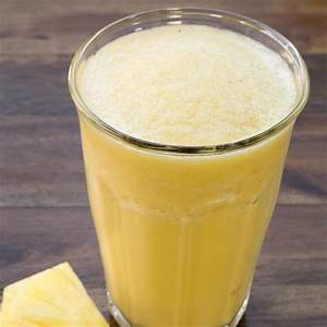 Diabetic Meal Plans Free Pineapple Smoothie Recipe Eatingwell