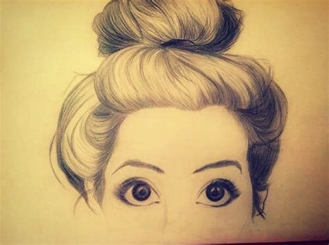 Hipster Drawing On Tumblr