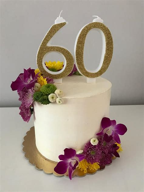 Make everyone's birthday special with name birthday cakes. 60th Birthday cake - cake by Petra_Kostylkova - CakesDecor