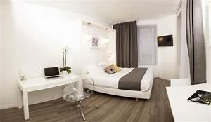 Appart Hotel Lille : dormir au c lm calm appart hotel ~ Nature-et-papiers.com Idées de Décoration
