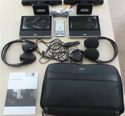 sell bmw tablet dvd system motorcycle  springfield