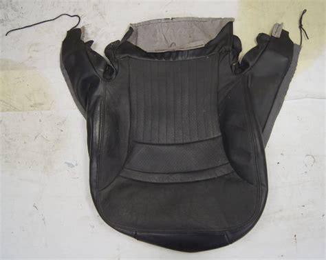chevy corvette  sport passenger side  seat cover black