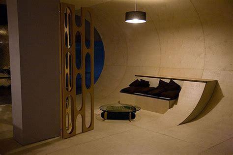 World?s First Skateboard House   Bored Panda