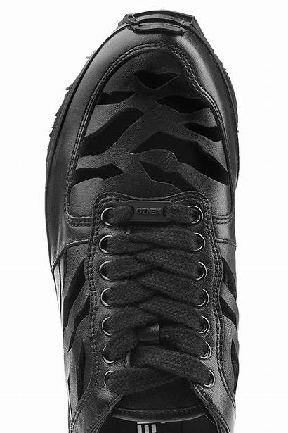 Leather Sneakers Kenzo Shoes Lyst
