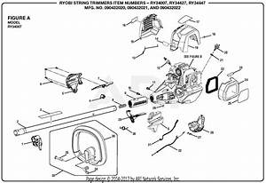 29 Ryobi String Trimmer Parts Diagram