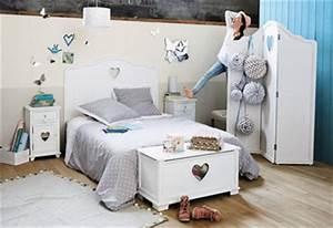 Attrape Reve Maison Du Monde : une chambre ado fille d co bleu r ve maisons du monde ~ Teatrodelosmanantiales.com Idées de Décoration