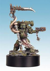 Chaos space marine nurgle lord convertion ideas - Forum ...
