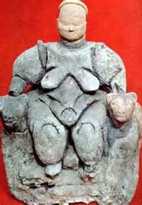 Neolithic Goddess Figurine