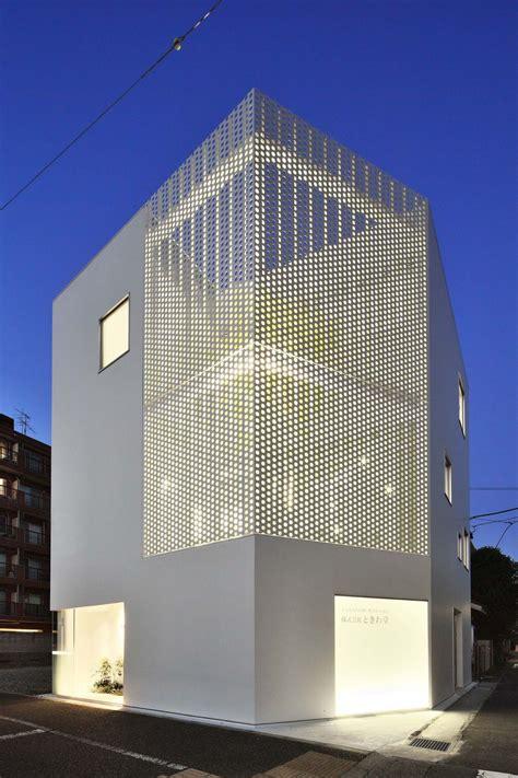 New Office Building Architecture Facade Design Creative