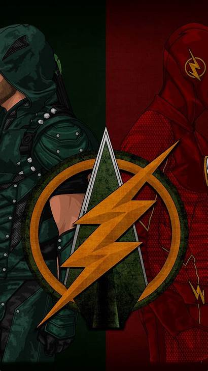 Flash Wallpapers Arrow Iphone Cool Phone Cw