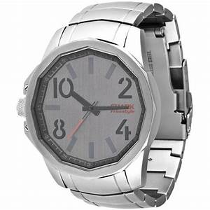 Shark By Freestyle The Step Watch Silver 101823