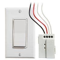wireless light switch kit basic wireless light switch kit white