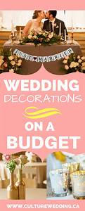 how to get wedding decorations on a budget get them now With wedding photos on a budget