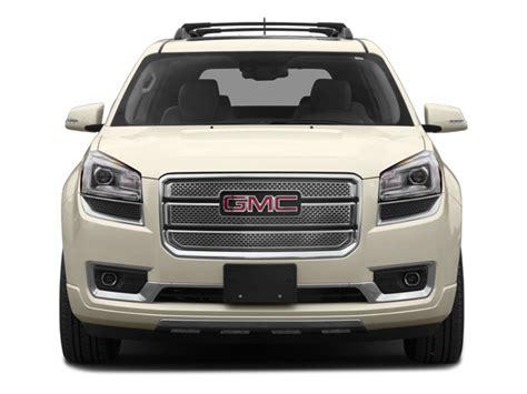 gmc acadia wagon  denali awd prices values