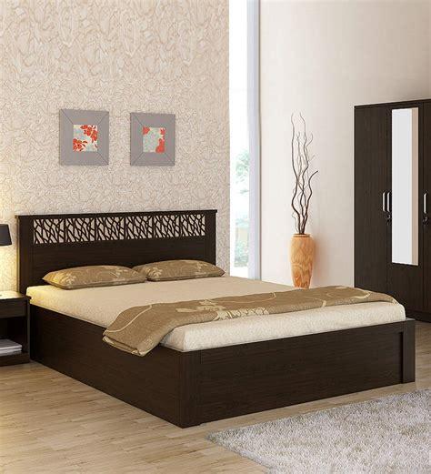 buy kosmo weave king size bed  storage  vermount