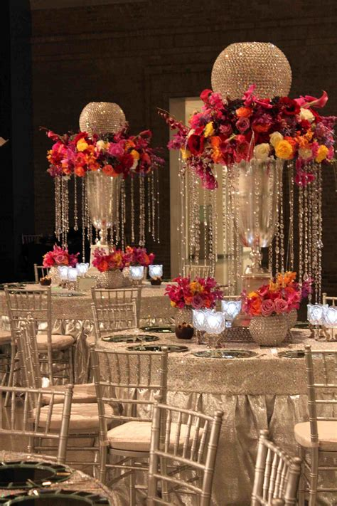 flowers ideas for your table centerpiece banquet table