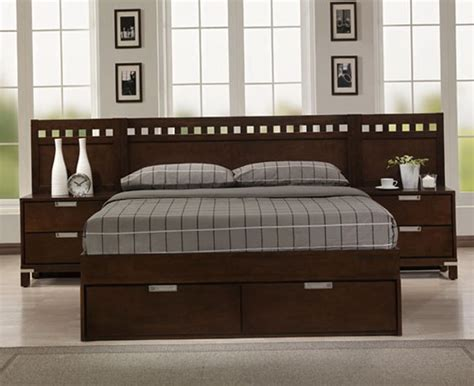 Bed With Headboard And Footboard by Amazing Bedroom King Bed Frame With Headboard And