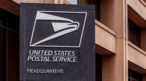 Amid political controversy, postmaster general's stock ...