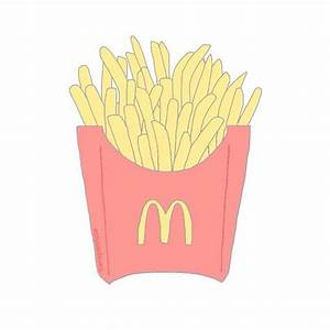 I wish they actually put this much fries in my order ...