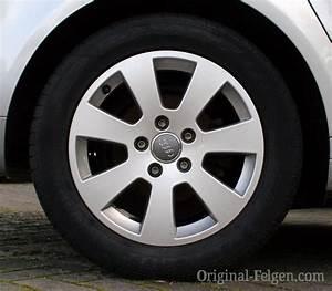 Audi A3 Felge : audi vw original felge 8p0 601 025 a 7 speichen alufelge ~ Kayakingforconservation.com Haus und Dekorationen