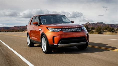 discovery land rover land rover discovery 2017 review by car magazine