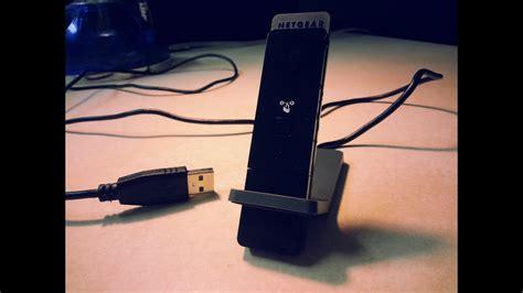 photo d ongle netgear wna3100 n300 wireless usb adapter hd