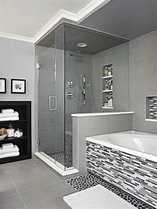 Duschwände Für Badewanne : 120 moderne designs von glaswand dusche ~ Buech-reservation.com Haus und Dekorationen
