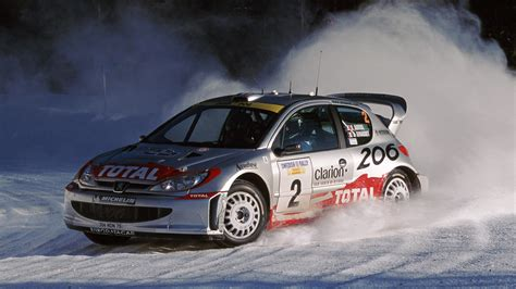 1999 Peugeot 206 Wrc Wallpapers & Hd Images