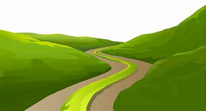 Clipart Transparent Ground Meadow Trail Road Grass