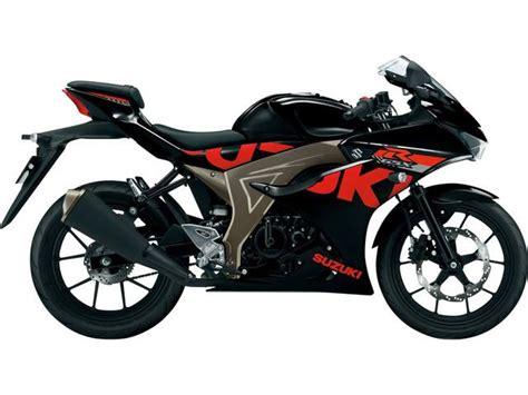 Suzuki Gsx R150 Picture by Suzuki Gsx R150 New Bike Black Km Details
