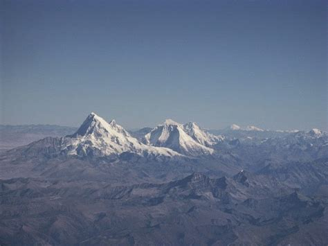 The Highest Unclimbed Mountain In The