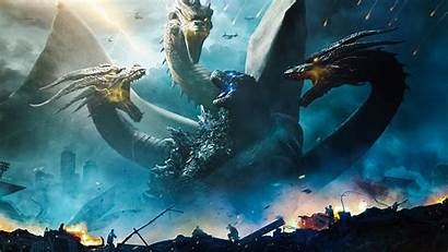 Godzilla Monsters King 4k Wallpapers 8k Movies