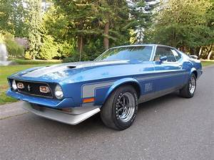 1971 Ford Mustang Mach 1 SCJ for Sale | ClassicCars.com | CC-1004823
