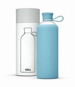 Trinkflasche Glas Kind : doli trinkflasche aus glas mit silikonh lle 550ml flasche mit h lle aus silikon pure and green ~ Watch28wear.com Haus und Dekorationen