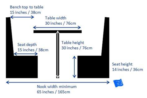 Restaurant Kitchen Measurements by Kitchen Dimensions