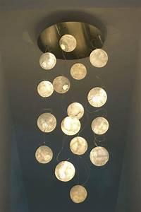 Lustre Plume Pas Cher : luminaires suspension japonaise ~ Teatrodelosmanantiales.com Idées de Décoration