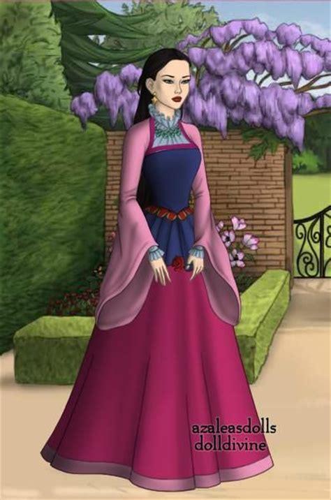 zikka dress mulan dress up deviantart tudor mulan by venusshade