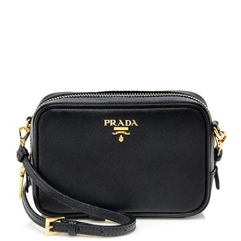 prada saffiano camera crossbody bag