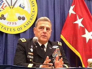 New CSA: Gen. Milley Is A 'Soldier's Soldier' From Far ...