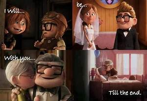 Love Like The Movies: Up's Carl Fredricksen and His Wife ...