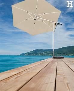 sonnenschirm balkon terrasse mobelideen With französischer balkon mit sonnenschirm 2m x 3m