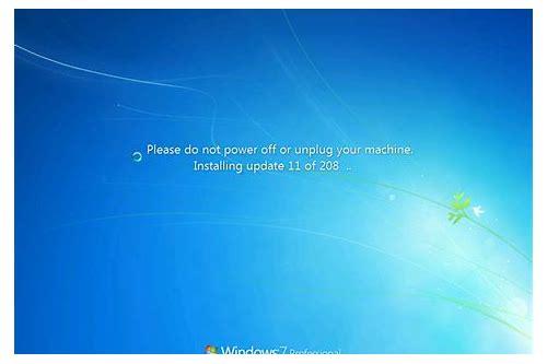 baixar atualização da plataforma windows 7