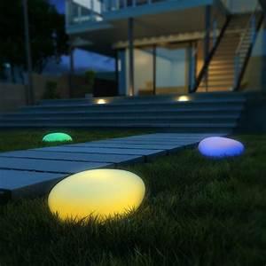 Boule Lumineuse Exterieur : boule lumineuse ext rieur quel accessoire choisir ~ Teatrodelosmanantiales.com Idées de Décoration
