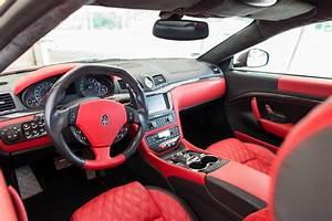 Mansory Maserati GranTurismo S Rosso Mondiale Review ...