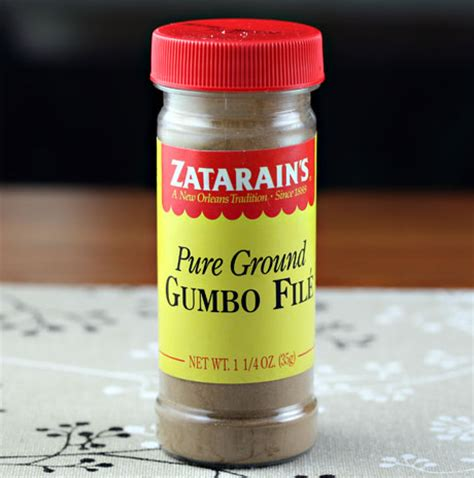 file powder the perfect pantry 174 fil 233 powder a pantry special recipe gumbo ya ya