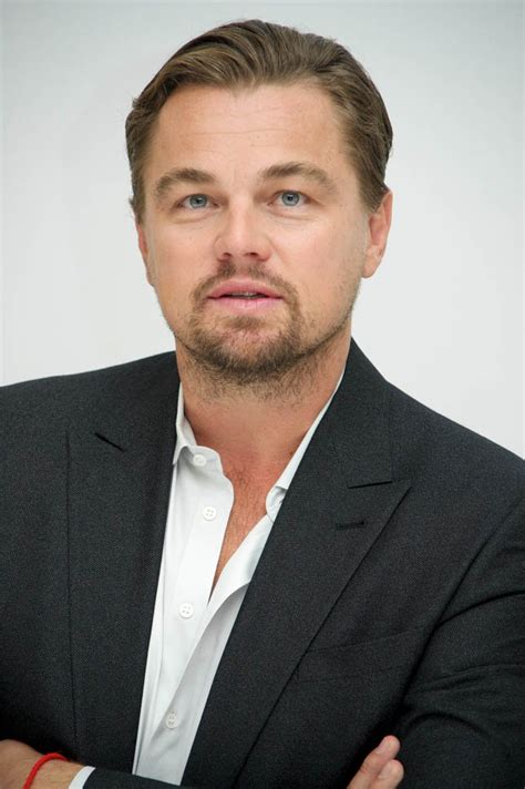 Leonardo Dicaprio Continues To Campaign Hard For The