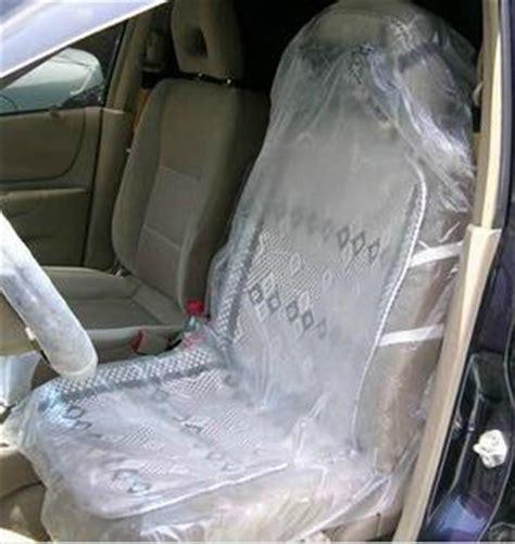 reparation siege voiture achetez en gros jetable couverture de siège de voiture en