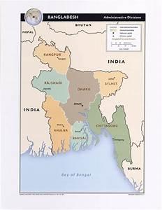 Bangladesh Maps - Perry-casta U00f1eda Map Collection