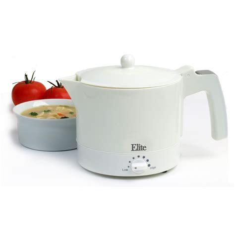 electric pot kettle elite cup matic maxi oz water pots ehp instant walmart kettles cooking cook kitchenaid appliances soup eggs