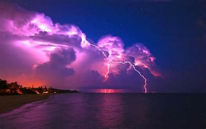 Lightning Wallpapers Backgrounds Freecreatives